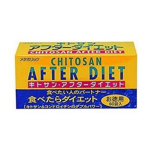 키토산 애프터 다이어트 [ 6알 x 60포 ]