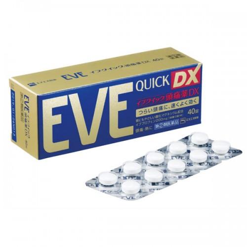 EVE 진통제 - 이브 퀵(EVE QUICK) DX 40정