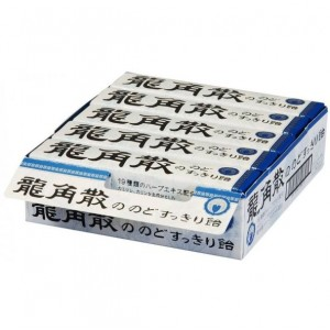 용각산 목캔디 1박스 [ 10개 ]