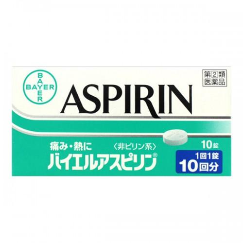 아스피린 [ 10정 ]