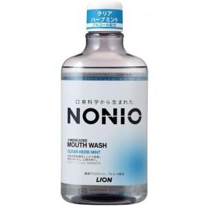 NONIO 구강청결제 - 클리어허브민트 [ 600ml ]