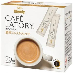 AGF 브랜디 카페라토리 진한 우유 카페라떼 [ 20개입 ]