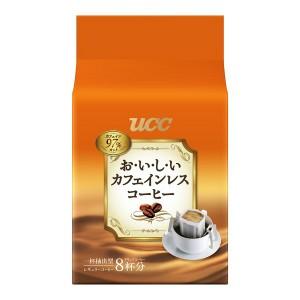 UCC 우에시마 디카페인 커피 [ 8개입 ]