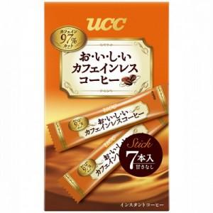 (한정특가) UCC 우에시마 디카페인 커피 [ 7개입 ]