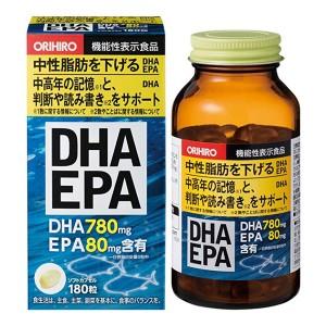 오리히로 DHA/EPA [ 180정 ]