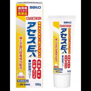사토 아세스E 100g (민트맛)