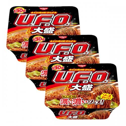 닛신 청일 UFO 볶음면 (3개 세트)
