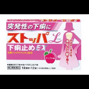 여성용 스토파 L 설사 EX (12정)