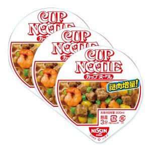 닛신 컵누들 해물 컵라면 (3개 세트)
