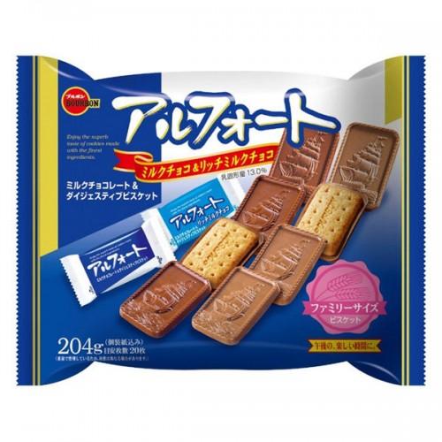 부르봉 알 포트 초콜릿 과자