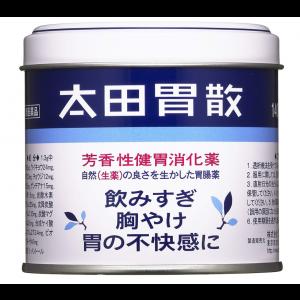 오타이산 가루약 140g(캔형)