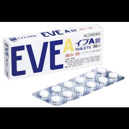 이브 진통제 -  이브A  36정