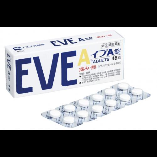 이브 진통제 -  이브A  48정