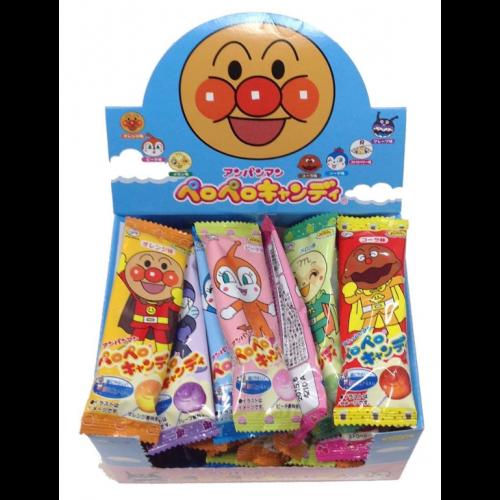 호빵맨 막대 사탕 1박스 (25개입)