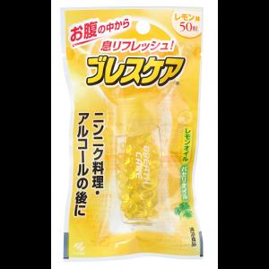 브레스케어 레몬 (50정)