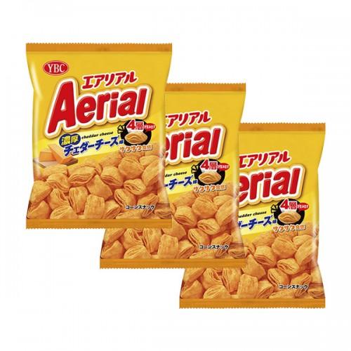 에어리어 꼬북칩 옥수수 스낵 체다치즈맛 (3개 세트)