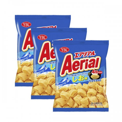 에어리어 꼬북칩 옥수수 스낵 소금맛 (3개 세트)