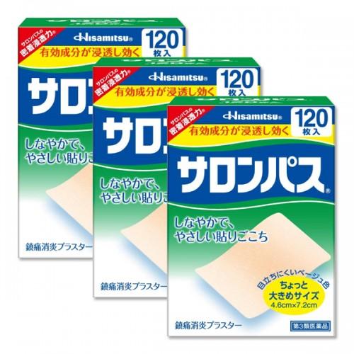 일본 샤론파스 (120매) (3개 묶음 할인)