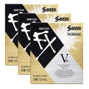 산테 FX V 플러스 (12mL) (3개 묶음 할인)