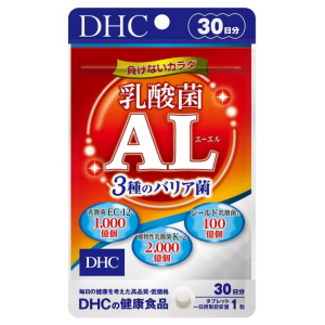 DHC 유산균AL 3종의 장벽균 (30일분)