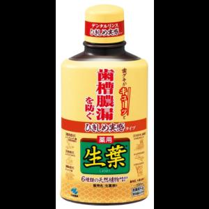 고바야시 히키시메 생엽액 330ml