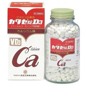 카타세 D3 칼슘제 720정