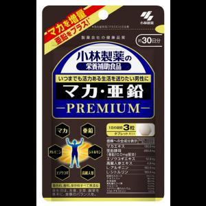 영양보조식품 마카 아연 프리미엄 약30일분 (90정)