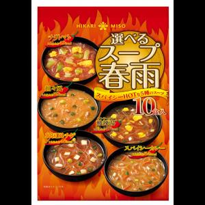 히카리미소 HOT매운 당면 스프 1봉지 (10개입)