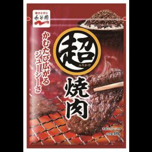 나가타니엔 후리카케 불고기 1개