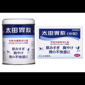 오타이산 가루약 210g(캔형) + 오타이산 가루약 48포 (2개 세트)