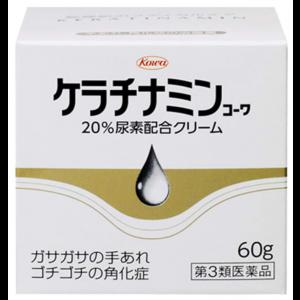 케라찌나민 코와 크림 60g