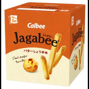 칼비 자가비 버터간장맛 80g×12개입 1박스
