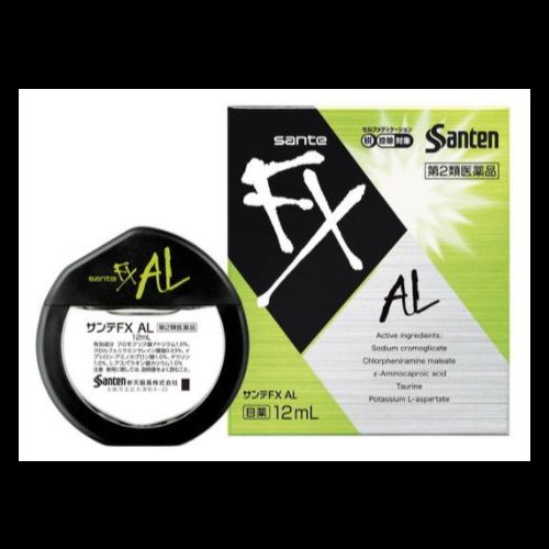 산테 FX AL 알레르기 안약 (12mL)