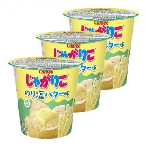 칼비 자가리코 김소금 버터 L사이즈 (3개 세트)
