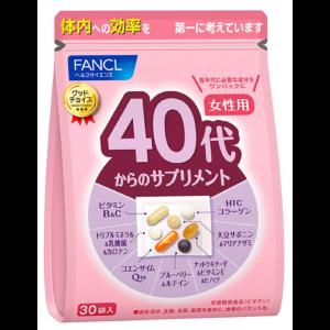 (신)판클 40대 보충 영양제 여성용 30개입