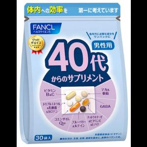 (신)판클 40대 보충 영양제 남성용 30개입