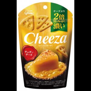 에자키 글리코 생치즈 체다 치즈 스낵 (10개 세트)