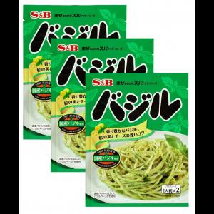 S&B식품 스파게티 바질 소스 (3개 세트)