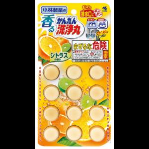 싱크대 화장실 배수구 세척 감귤의 향기 12정