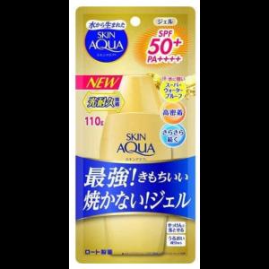 스킨아쿠아 UV 모이스처 골드 자외선 차단젤 무향료 110g