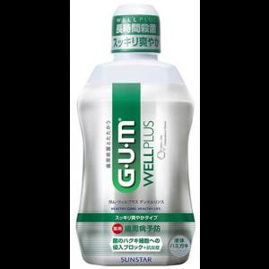 GUM 상쾌한 타입 구강 가글 450ml
