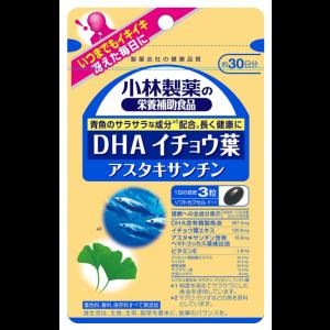 고바야시제약 DHA 은행잎 90정 (30일분)