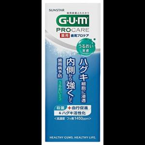 GUM 뿌로케아 페이스트 치약 수분 타입 48g