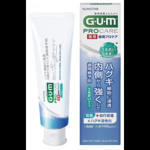 GUM 뿌로케아 페이스트 치약 수분 타입 85g
