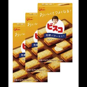 비스코 버터맛 (15개입X3상자)