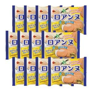 부르봉 로안느 바닐라 샌드 12봉 (1봉 10개입)